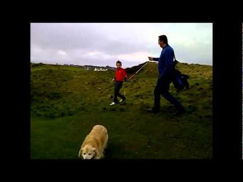Irish Open 2012 at Portrush