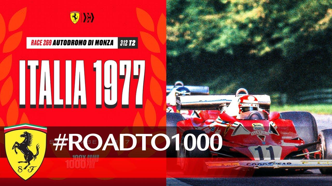 #RoadTo1000 – Italian GP 1977 – YouTube