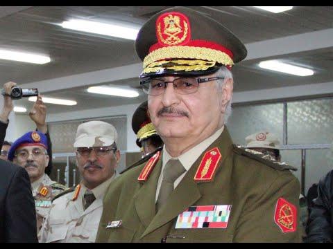 وصول المشير خليفة حفتر إلى بنغازي بعد رحلة علاج  - نشر قبل 4 ساعة