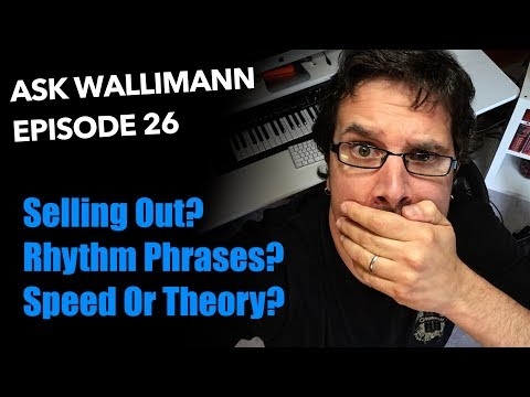 Questions Guitar Players Ask - Ask Wallimann #26
