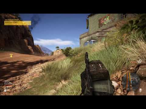 Tom Clancy's Ghost Recon  Wildlands (NVIDIA GeForce GTX 1070 + Intel Core i5 @ 3.40GHz Kaby Lake )