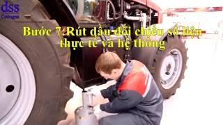 Dss-Hướng dẫn lắp đặt cảm biến nhiên liệu (Đo mức dầu)
