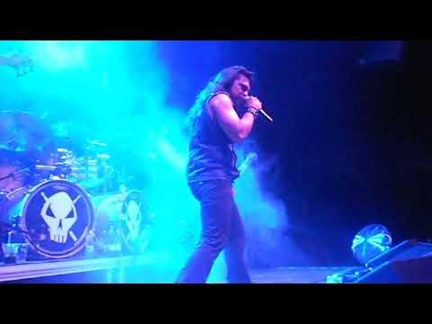 Ángel de barro - Saratoga - Sala Rock City - Almàssera - Valencia 11/05/2013