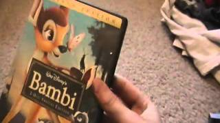 Bambi VS. Beauty and the Beast