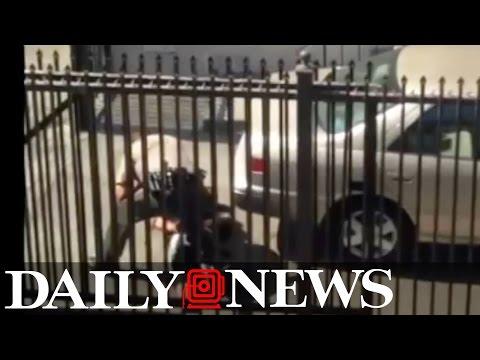 Video of Los Angeles deputies killing Noel Aguilar