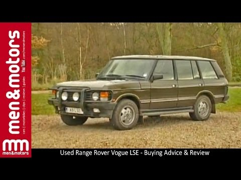 Used Range Rover Vogue LSE - Buying Advice & Review