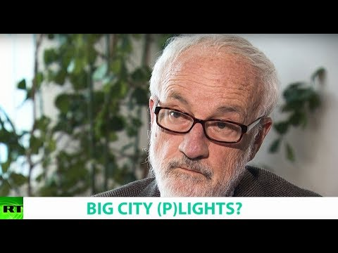 BIG CITY (P)LIGHTS? Ft. Robert Buckley, Senior Fellow in International Affairs at The New School
