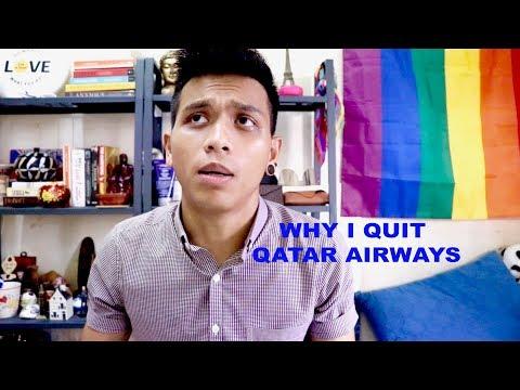 WHY I QUIT QATAR AIRWAYS | MY NEXT PLAN | 2018