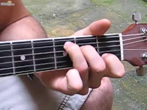 Accord guitare aicha