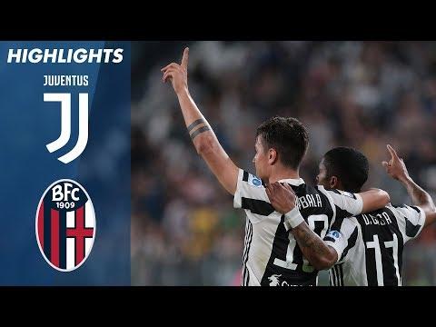 Juventus - Bologna 3-1 - Highlights - Giornata 36 - Serie A TIM 2017/18