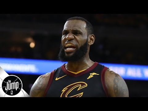 Was this the greatest NBA Finals performance of all time? | The Jump
