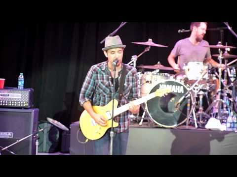 """Hoobastank performing unreleased song """"A Thousand Words"""" live in Pleasanton CA on July 6, 2012"""