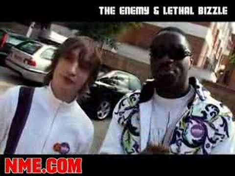 NME Video: The Enemy and Lethal Bizzle Interview