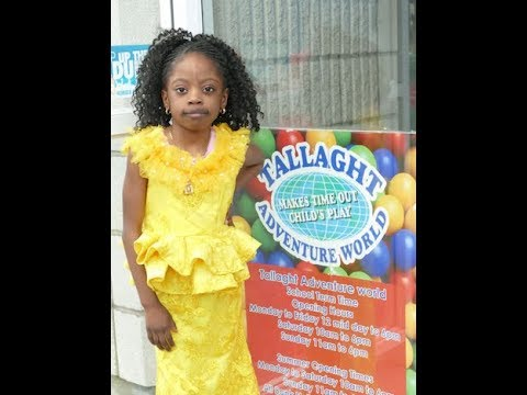 ANGEL ALIYAH BELLO 6TH BIRTHDAY PARTY @ TALLAGHT ADVENTURE WORLD