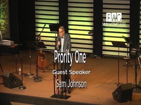 Priority One Sam Johnson 02 11 18