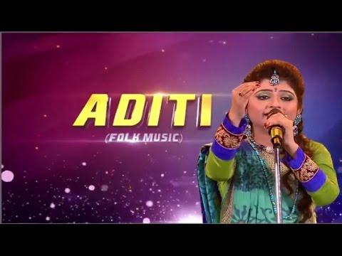 Aditi Munshi | Chol Chol Sundori | Kirtan Song | Grand Finale