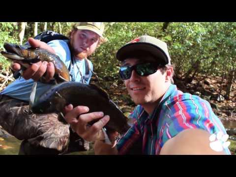 Clemson University Fly Fishing Club - Costa 5 RIVERS RALLy 2016