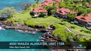 Oceanfront Maui Condo | 4000 Wailea Alanui Dr, Unit 1104, Kihei, Hawaii, USA 🇺🇸 | Luxury Real Estate