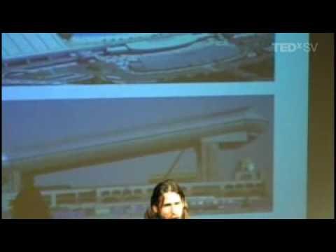 TEDxSiliconValley - David de Rothschild - 12/12/09