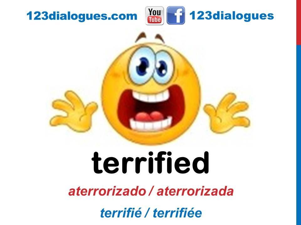 Vocabulario De Inglés Estados De ànimo En Inglés