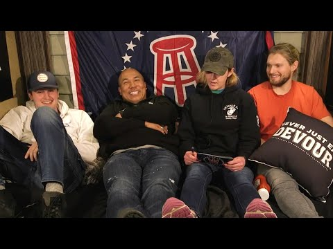 The Barstool Casting Couch With Hines Ward