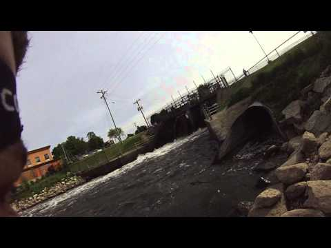 River fishing at beaver dam lake in wisconsin youtube for Wisconsin out of state fishing license