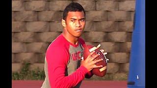 Tua Tagovailoa 🔥️ NFL Miami 🐬 1st Round Draft Pick (Honolulu, HI) Ultimate High School Highlights
