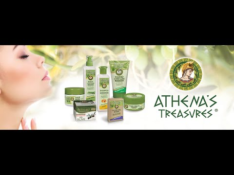 Athena's Treasures (Cosmetics with 100% Greek organic olive oil) #naturalcosmetics #oliveoil #greece