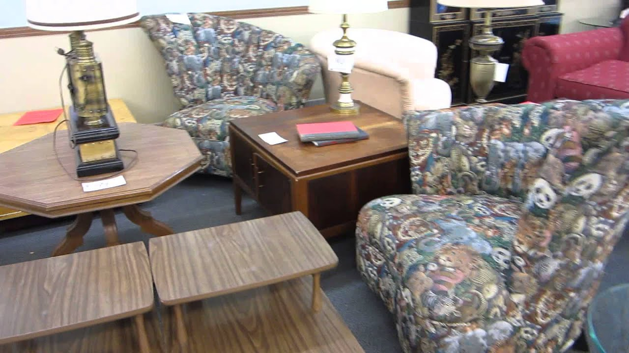 Milwaukee, WI Virtural Tour July 6th, 2013 Of Marciau0027s Used Furniture Store  Part 5