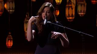 America's Got Talent 2017 Mandy Harvey Performance & Comments Semi-Finals S12E21 Thumbnail