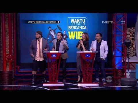 Waktu Indonesia Bercanda - Najwa Shihab Shock Mendengar Bedu Pernah Tangkap Kentut (3/4)