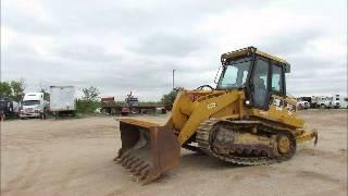 Sold! 2007 Caterpillar 953C Crawler Loader Tractor A/C Cab 94