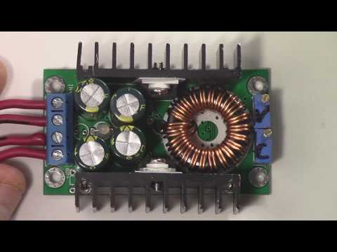 Cheap Lithium Battery Charger OSKJ Buck Converter (Constant Current-Voltage) Review-Test