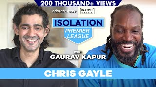 Chris Gayle On Isolation Premier League With Gaurav Kapur | Powerplay |