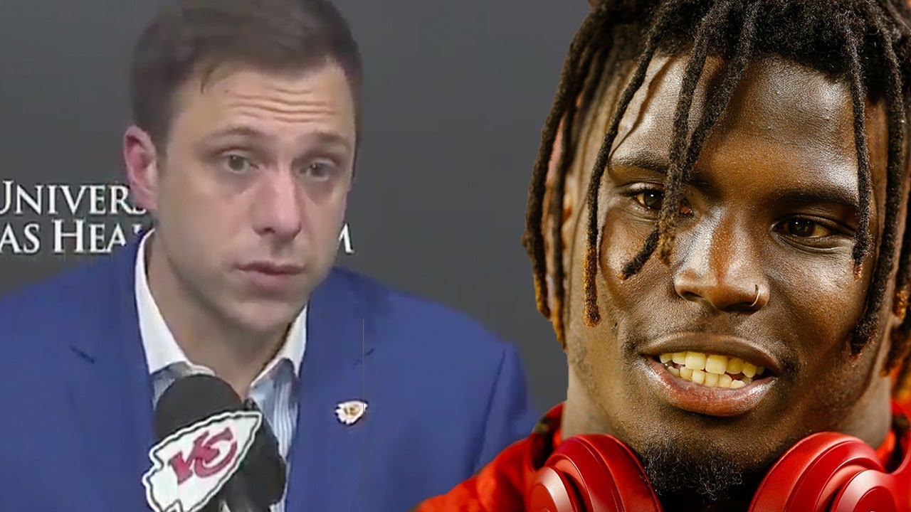 Chiefs owner 'deeply disturbed' by Tyreek Hill allegations