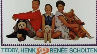 Kom lieve kleine meid toe dans met mij teddy,Henk en Renee Scholten