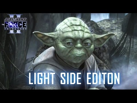 STAR WARS: The Force Unleashed 2 All Cutscenes (Light Side Edition) Game Movie PC ULTRA 1080p 60FPS