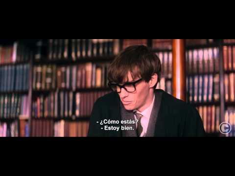 Theory of Everything - Official Trailer #1 [FULL HD] - Subtitulado por Cinescondite