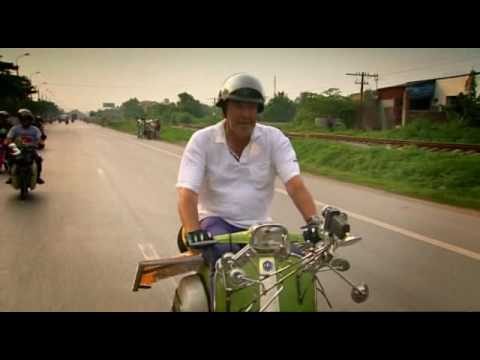 Top Gear 12x08 Vietnam Special Clarkson Genius Comment On