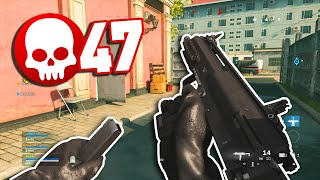 BEST GAME YET! (47 Kills) - COD Warzone Battle Royale #9