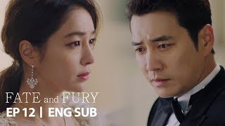 "Lee Min Jung ""Congratulations on your wedding.. But.. Don't get married"" [Fate and Fury Ep 12]"