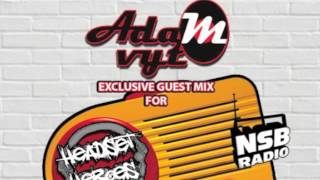 Adam Vyt - Exclusive guest mix for Headset Heroes - NSB Radio Show 20/07/2014