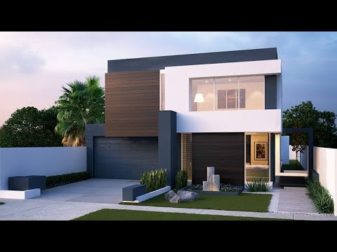 Awesome 👏 Modern House Designs 2020 - YouTube