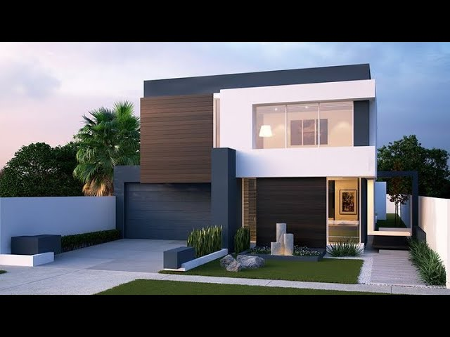 Awesome Modern House Designs Youtube