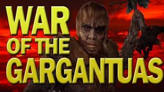 Dark Corners - The War of the Gargantuas: Review