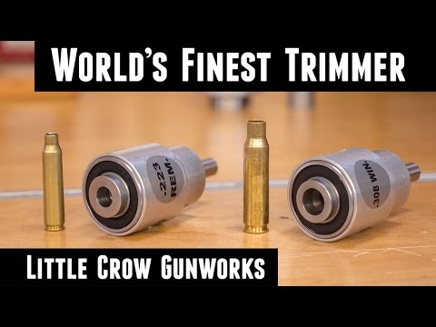 WFT Case Trimmer from Little Crow Gunworks (Overview)