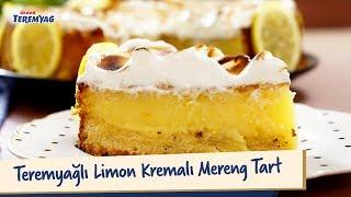 Teremyağlı Limon Kremalı Mereng Tart - Teremyağ Yemek & Hamurişi ile Lezzetli Tarifler