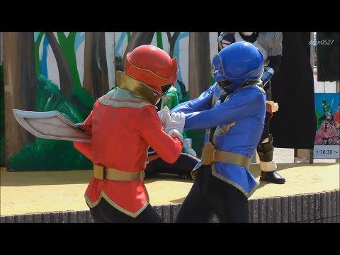 「海賊戦隊ゴーカイジャー」ショー Kaizoku Sentai Gokaiger 2011.5.5