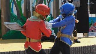 「海賊戦隊ゴーカイジャー」ショー Kaizoku Sentai Gokaiger 2011.5.5 thumbnail