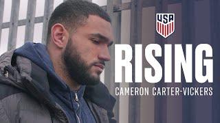 RISING: Cameron Carter-Vickers